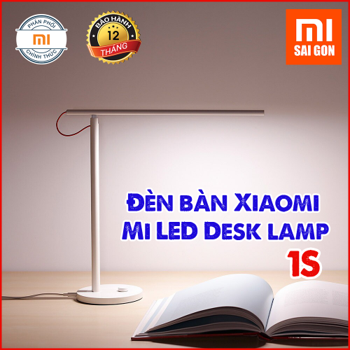 Đèn bàn Xiaomi Mi LED Desk Lamp 1S - Chính Hãng phân phối
