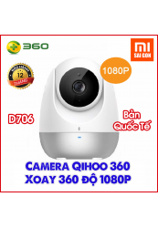 Camera Qihoo 360 độ 1080p Full HD D706