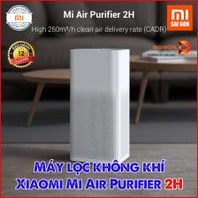 Máy Lọc Không Khí Xiaomi Mi Air Purifier 2H (31W) - Hàng Chính Hãng