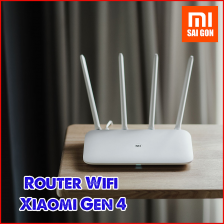 Router Wifi Gen 4 128MB