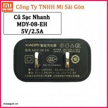 Củ sạc nhanh MDY-08-EH (5V/2.5A) QC 3.0