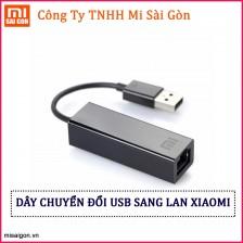 Cáp chuyển USB to Lan Xiaomi