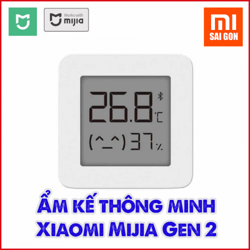 Ẩm kế thông minh Xiaomi Mijia Gen 2