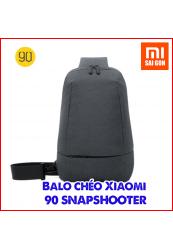 Balo chéo Xiaomi 90 Snapshooter 2019 - Đen