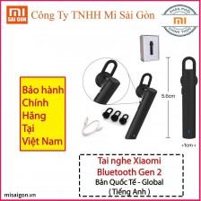 Tai nghe Bluetooth Xiaomi Gen 2 Đen (Global)