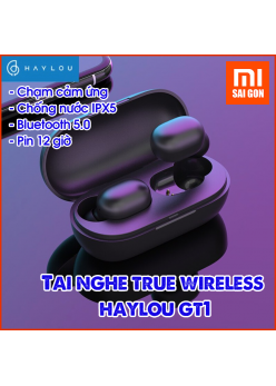 Tai nghe Bluetooth True Wireless Haylou GT1