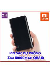 Pin ZMI 10000mah QB810