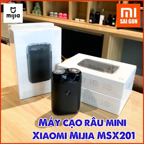 Máy cạo râu mini Xiaomi Mijia MSX201 - S100