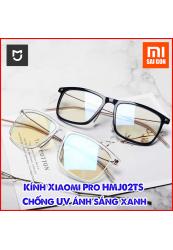 Kính Chống UV Ánh Sáng Xanh Xiaomi Pro HMJ02TS ( Đen - Trắng )