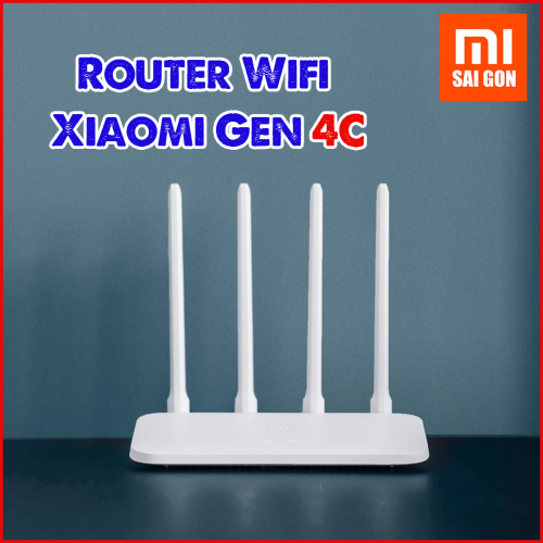 Router Wifi Gen 4C