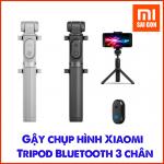 Gậy tự sướng Xiaomi Selfie Stick Tripod Bluetooth 3 chân
