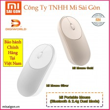 Chuột Mi Portable Mouse (Bluetooth & 2.4G Dual mode)