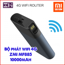 Router di động 3G/4G/LTE Zmi MF885 phát WIFI