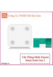Cân Xiaomi Smart Scale Gen 2