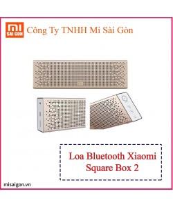 Loa dài Square Box - Gold