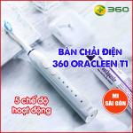 Bàn Chải Điện Thông Minh 360 ORACLEEN T1