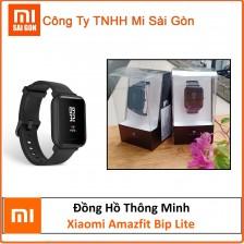 Đồng Hồ Thông Minh Xiaomi Amazfit Bip Lite - Hàng Chính Hãng