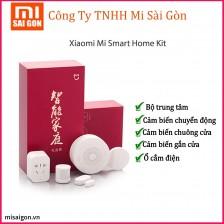 Bộ thiết bị ngôi nhà thông minh Xiaomi Smart Homekit (5 Món)