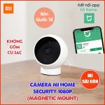 Camera Xiaomi Mi Home Security 1080P ( Magnetic Mount ) - Góc rộng 170 độ, chống nước IP67 - Bản Quốc Tế (Không gồm củ sạc)