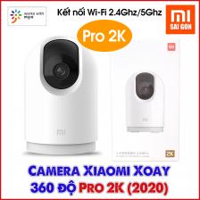 Camera Xiaomi 2K Pro Xoay 360 độ, Hồng ngoại quay đêm, Kết nối internet, wifi 5GHz