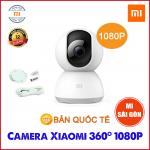 Camera Xiaomi 360 độ 1080P - Bản Quốc Tế (Không gồm củ sạc)