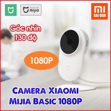 Camera Xiaomi Mijia Basic 1080P Full HD 130 độ
