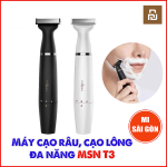 Máy cạo râu, cạo lông đa năng Xiaomi MSN - T3