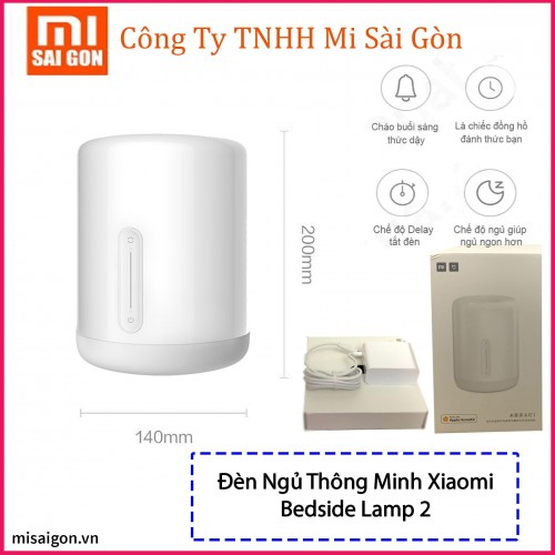 Đèn ngủ thông minh Xiaomi Bedside Lamp 2