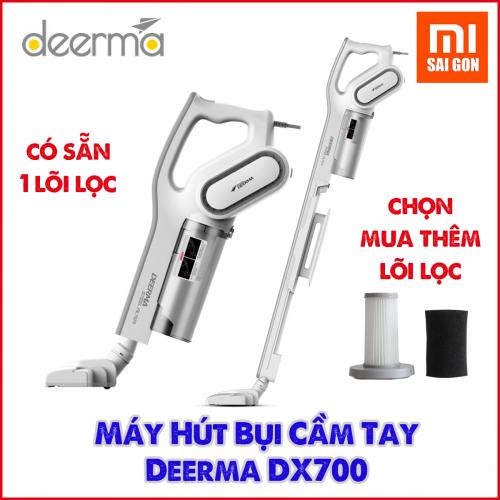 Máy Hút Bụi Cầm Tay Deerma DX700