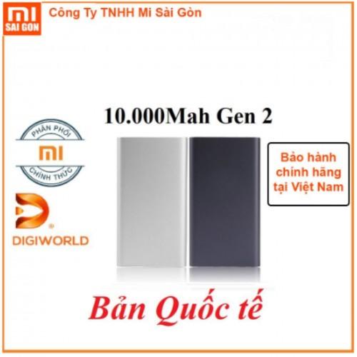 Pin Sạc Dự Phòng 10000 mAh Gen 2 DGW