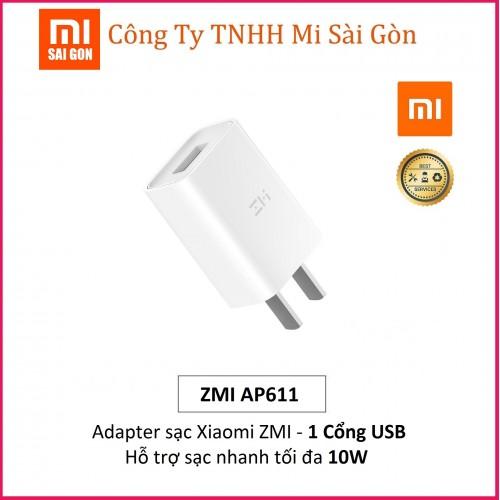 Adapter Sạc 10W Xiaomi ZMI AP611