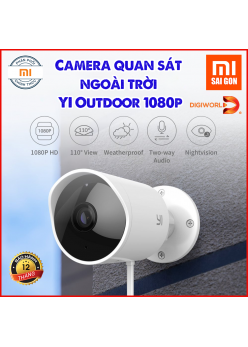 Camera Yi Outdoor H30 (DGW) - Bản quốc tế