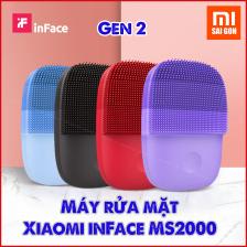 [GEN 2] Máy rửa mặt sóng âm Xiaomi inFace MS2000