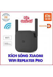 Kích sóng Xiaomi Wifi Repeater Pro - Bản Quốc Tế