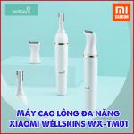 Máy cạo lông đa năng Xiaomi WéllSkins WX-TM01