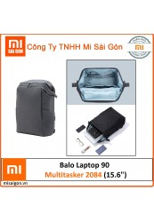 "Balo Laptop 90 Multitasker 2084 (15.6"") - Đen"