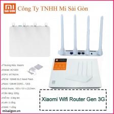 Router Wifi Gen 3G (Phiên bản V2 2019 không có cổng USB)