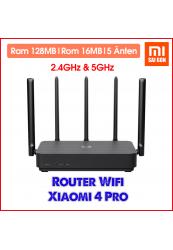 Bộ Phát Wifi Router Xiaomi 4 PRO Wifi5