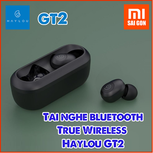Tai nghe Bluetooth True Wireless HAYLOU GT2
