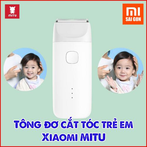Tông đơ cắt tóc trẻ em Xiaomi MITU DIEL0384